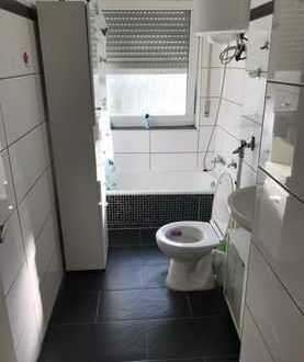 Exklusive, sanierte 1,5-Zimmer-Erdgeschosswohnung mit EBK in Augsburg