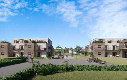 Modernstes wohnen KfW 55 Penthouse
