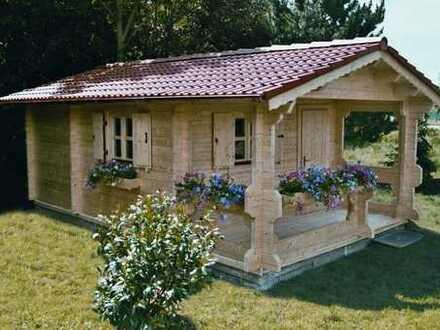 Gartenhaus auf wunderschönes Freizeitgrundstück