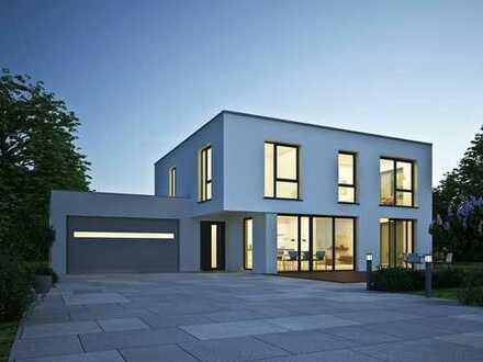 +++Nymphenburg+++ Exklusive EFH-Villa im Bauhausstil in einer der Besten Lagen Münchens