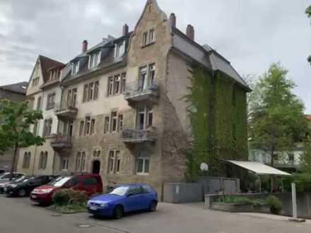 1-Zimmer-DG-Wohnung in Karlsruhe-Oststadt, Schönfeldstr.5, Nähe Universität