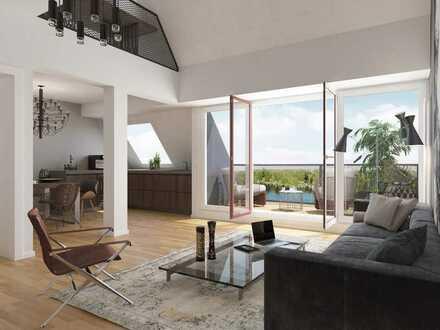 Wohnen und Wohlfühlen in Ihrer Dachgeschoss-Maisonette direkt an der Havel ***Denkmal-AfA***
