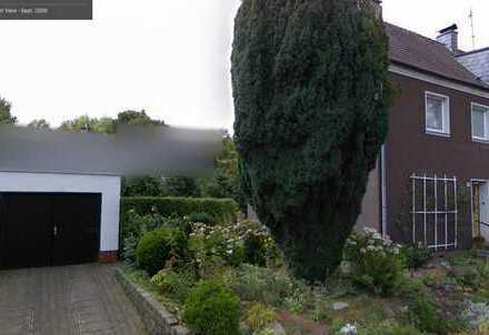 Reihenendhaus mit schönem Grundstück in Essen, Nähe Innenstadt