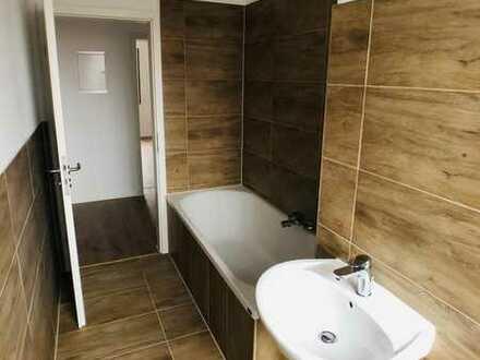 Erstbezug nach Renovierung - 3-Zimmer-Küche-Bad in gesuchter Stadtrandlage