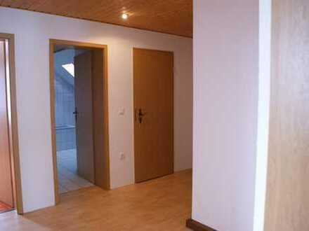 Sonnige 2-Raum Wohnung im Dachgeschoss
