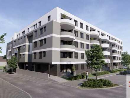 Herzstück Holzgerlingen: Helle, kompakte 4-Zimmer-Wohnung mit kleinem Garten