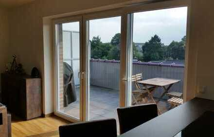 Möbilierte Wohnung in Schortens Heidmühle abzugeben