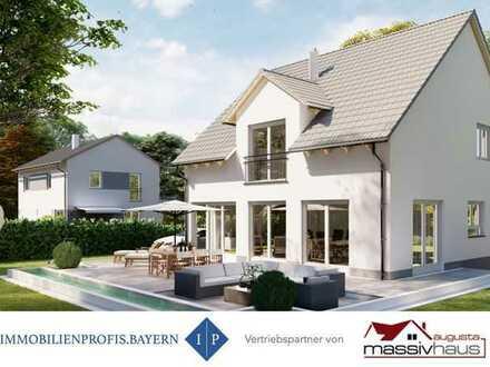 Ihr Einfamilienhaus: Neubau in toller Lage in Prittriching! Für Pendler ideal!