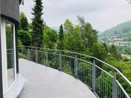 EXKLUSIVES APARTMENT - Neckarblick mit Terrasse