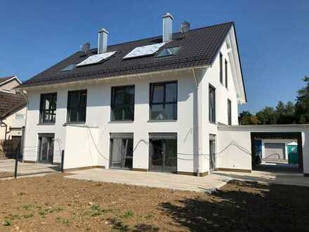 Doppelhaushälfte - Neubau in Bad Wörishofen/Gartenstadt