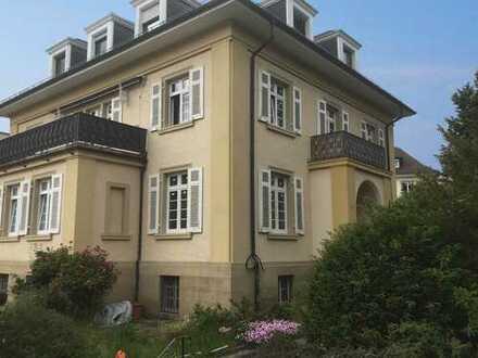 Beletage in Jugendstilvilla, Kulturdenkmal in Pforzheims Bestlage