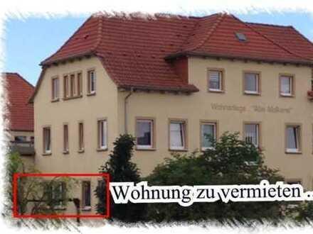 ERDgeschoss-Wohnung in Allstedt ... 3-Raum