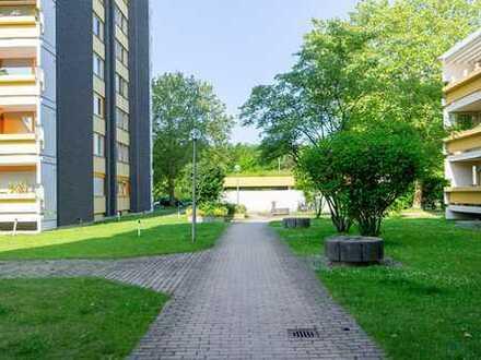 ++ Kapitalanlage ++ Vermietetes 1-Zi.-Apartment in gepflegter Wohnanlage mit großem Balkon