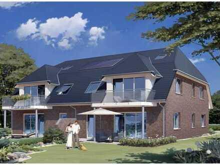 An der Landesgrenze zu Schwanewede, Neubau einer modernen 3-Zimmer Eigentumswohnung