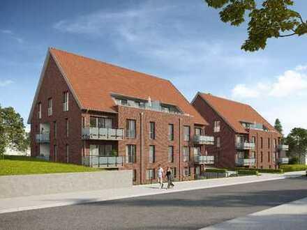 Helle Neubauwohnung, 3-Zimmer, 109,77 m² mit Dachterrasse/ Whg. 23