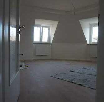 Erstbezug nach Sanierung: Lichtdurchflutete geräumige 2-Zimmer-Wohnung zur Miete in Düsseldorf