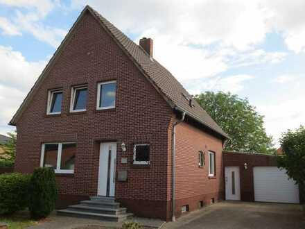 Freistehendes Einfamilienhaus in ruhiger Wohnlage, 2 km zum Stadtzentrum