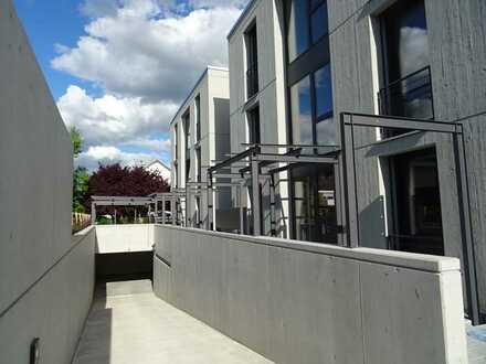 Erstbezug mit EBK und Balkon: schöne 2-Zimmer-Wohnung in Langenau