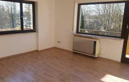 Vollständig renovierte 2-Zimmer-Wohnung mit Balkon und Einbauküche in Buchen - Hainstadt