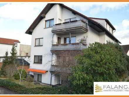 MOMBACH - Geräumige 2-Zimmer Wohnung mit 2 Balkonen in ruhiger & zentraler Lage