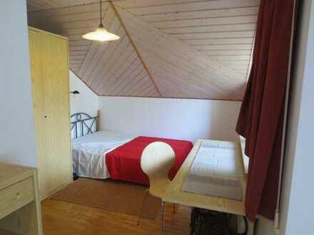 Gemütliche möblierte 1-Zimmerwohnung mit Balkon