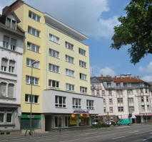 Attraktives großes Ladenlokal in Hanau in der Nähe vom Lamboy Park