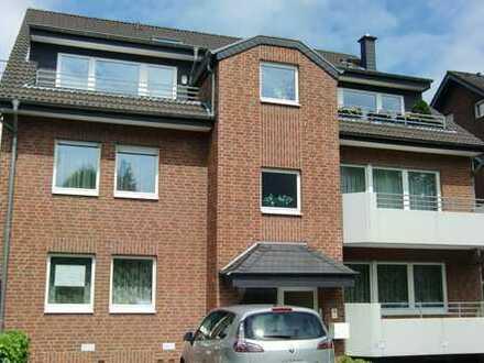 ***Schöne drei Zimmer Wohnung in Ratingen-Hösel mit EBK, zwei Bädern und Balkon in kleiner WE