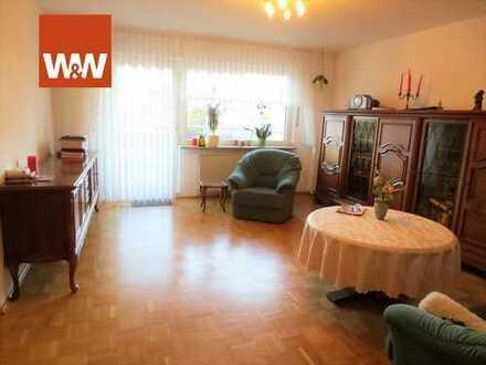 Ruhige, zentrale Lage in Bottrop - großzügige 2-Raum-Wohnung mit Balkon und Stellplatz