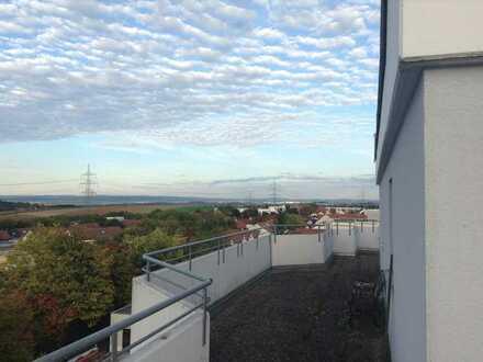Wunderschöne Penthouse-Wohnung über den Dächern von Tamm