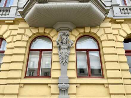 Vermietete 2-Zimmer Eigentumswohnung mit Fahrstuhl und Balkon an der Obertrave