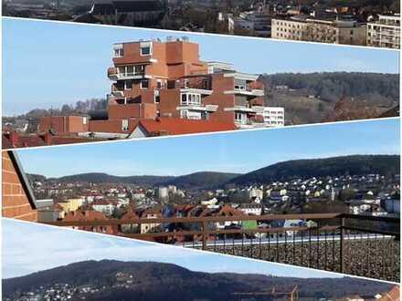 Penthauswohnung im Zentrum von Bad Kissingen