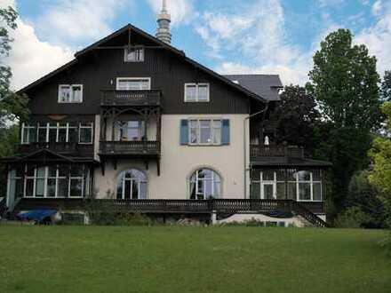 + Wohnen am Wachwitzer Weinberg - helle 3-Zimmer-Maisonette-Wohnung mit Terrasse +