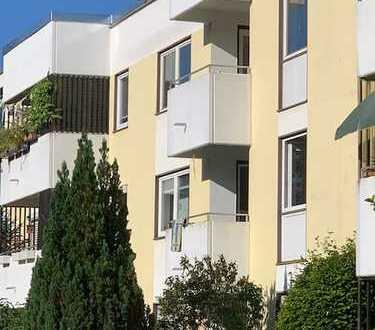 Erstbezug nach Sanierung 4-Zimmer-Wohnung in FFB für Familie u. WEG geeignet
