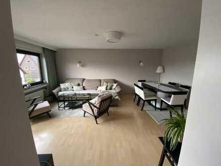 Attraktive 5-Zimmer-Wohnung mit Balkon und Einbauküche in Mutterstadt