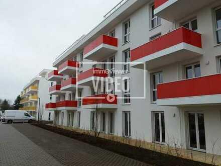 """Wohnen im """"CARLSGARTEN"""" Moderne Architektur in grünem Ambiente"""