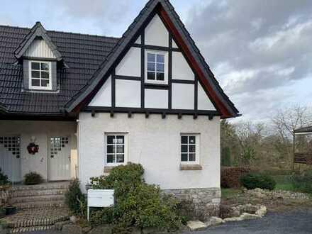 Doppelhaushälfte mit Garten im Herzen des Siebengebirges!