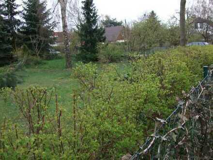 Grundstück am Berliner Stadtrand in Top-Lage ohne Provision