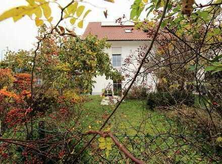 Attraktive Maisonette-Wohnung mit Gartenanteil in Geltendorf