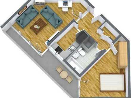 Renditestarke Wohnung mit Potential