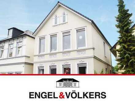 Vielseitiges Stadthaus in Delmenhorst-City!