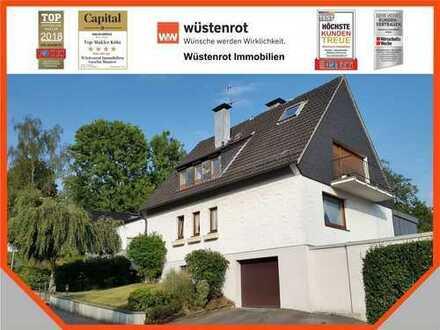Tolles Zwei-Familienhaus mit Garten und Außenpool in beliebter ruhiger Lage - Remscheid-Reinshagen!