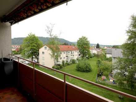 Wohnen in der Nordstadt - 3 Zimmer mit Balkon