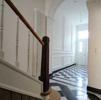 Df.-Unterbilk: Historisches Stadtpalais Nähe Schwanenspiegel, Ständehaus und Königsallee