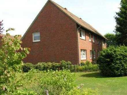 Kleine 4-Zimmer-Erdgeschosswohnung in ruhiger Wohnlage von Varel-Obenstrohe