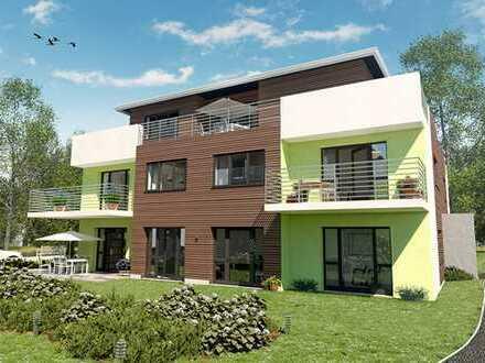 Erstbezug: hochwertige 2-Zimmer-Wohnung mit Balkon in Kaufbeuren
