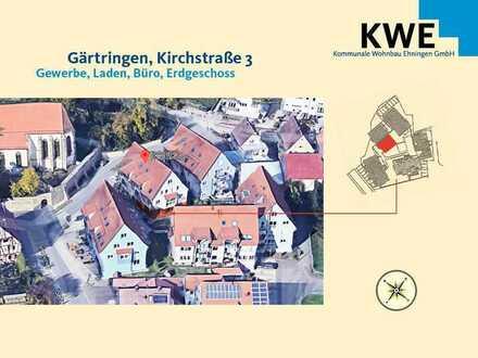 Vermietete Gewerbefläche in Gärtringen zu verkaufen