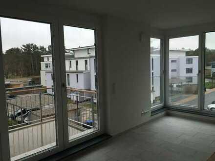 Traumhafte 3-Zimmer-Penthouse-Wohnung mit Balkon in Ahlbeck - Wohnen wo andere Urlaub machen