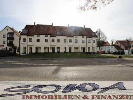Schlossblick! Wohnen auf zwei Ebenen mit 4 Zimmer im Zentrum - Neuburg - Ein Objekt von Ihrem Imm...