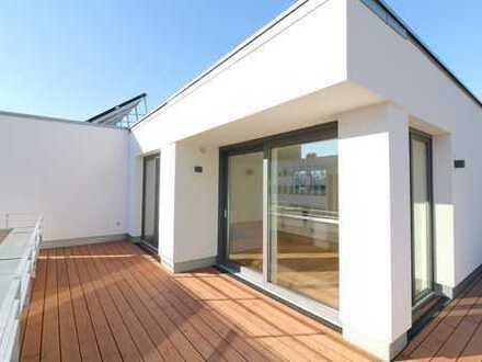 Penthouse +++ Sonnendachterasse +++ Erstbezug
