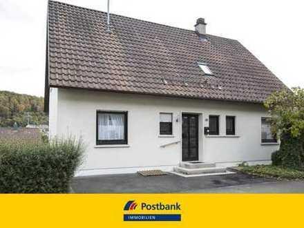 Schönes Einfamilienhaus in Onstmettingen